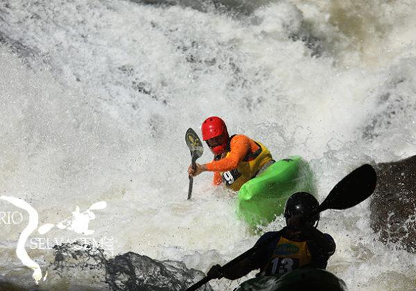 Rio Selvagem Kayak Extremo