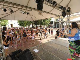 Verão palco Livre
